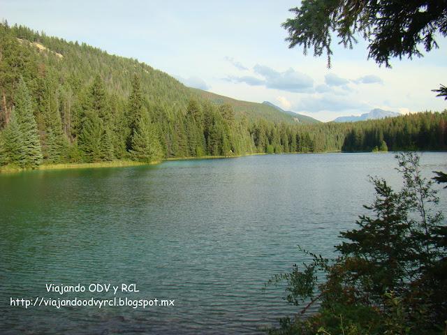 Valle de los cinco Lagos. Rocosas Canadienses. Jasper Canada. http://viajandoodvyrcl.blogspot.mx