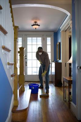 مصطلحات تنظيف المنزل بالانجليزي