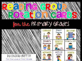 https://www.teacherspayteachers.com/Product/Reading-Group-Rotation-Cards-for-the-Primary-Grades-2000780