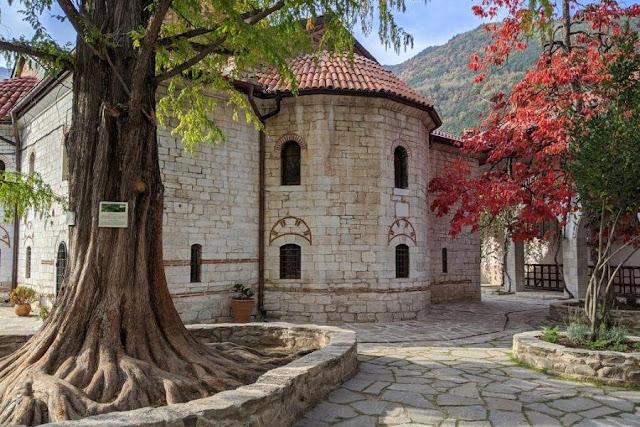 Plovdiv day trips: Bachkovo Monastery