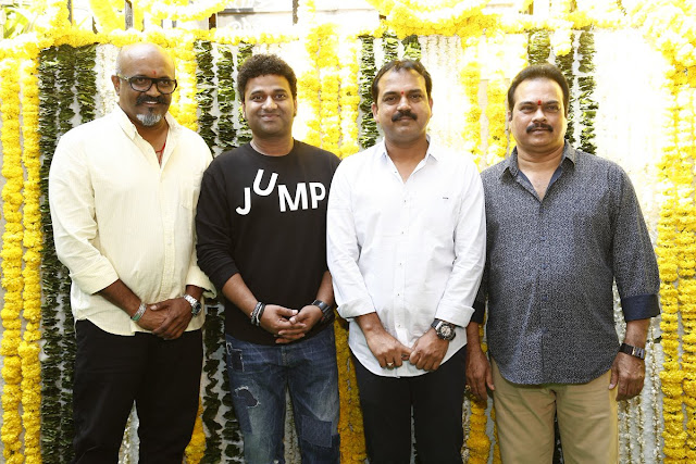 Mahesh 24th Movie Launch Photos