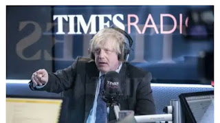 Economic effort like an activist and interventionist approach to the economy pandemic is required for the recovery of United Kingdom economic recovery, the  Prime Minister  Boris Johnson said on newly-launched Times Radio station.