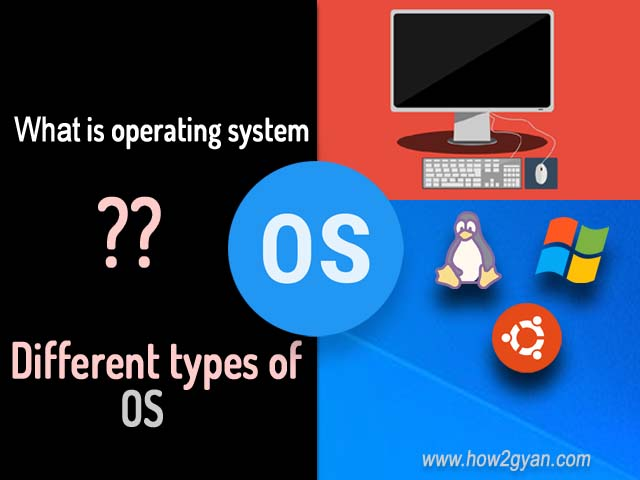 Computer Operating System (OS)