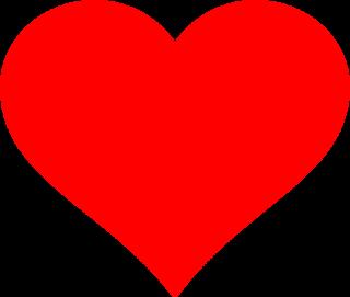 صورة قلب احمر , قلب حب , قلوب رومانسية