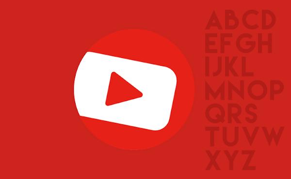 Cara Mengetahui Nama Font yang Digunakan pada Video Youtube