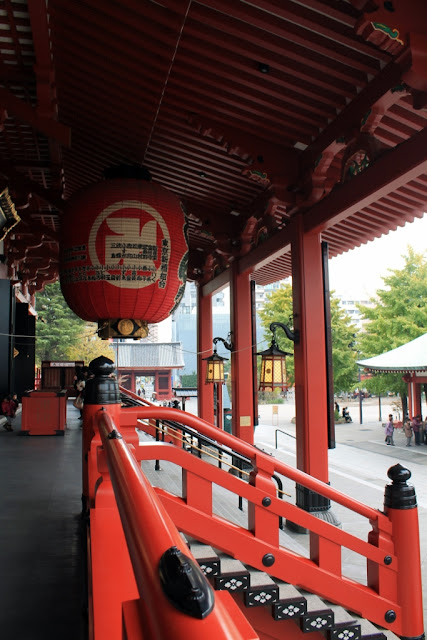 浅草寺, Sensō-ji, the Asakusa temple in Tokyo, Japan