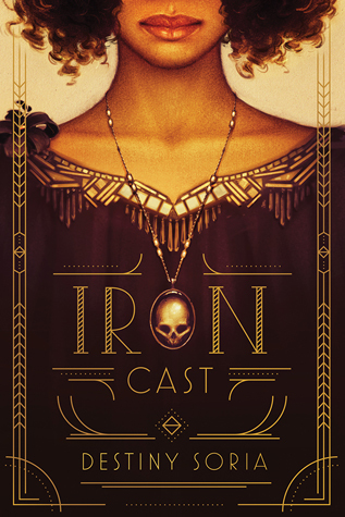 Iron Cast book cover