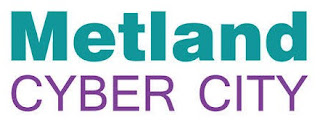 metland cyber city logo