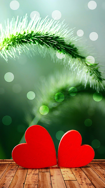 Heart Wallpapers iPhone 6S Plus