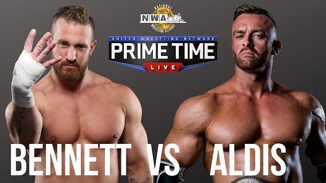 United Wrestling Network Prime Time Live Control Center!