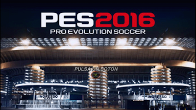 PES 2016 Pro Evolution Soccer (Español) PSP ISO Free Download & PPSSPP Setting