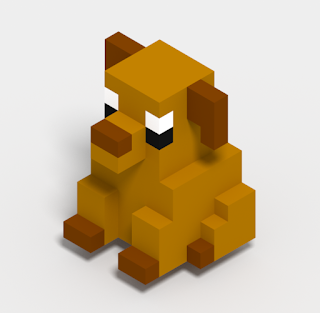 MagicaVoxel tutorial for creating a voxel model for beginners