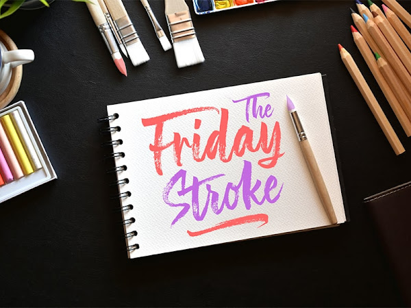The Friday Stroke Font Free Download