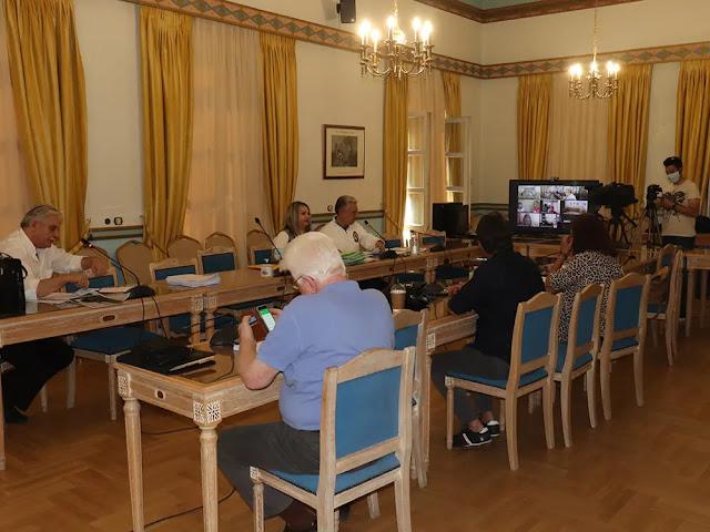 Δέκα θέματα που αφορούν την Αργολίδα στην συνεδρίαση της Οικονομικής Επιτροπής της Περιφέρειας