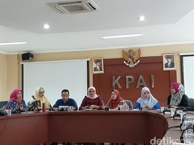 KPAI Kritik Cara Polisi Bubarkan Massa Pelajar