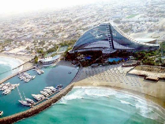 The Sofitel Dubai Jumeirah Beach Netattic