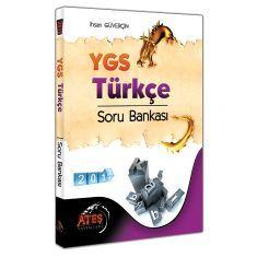Ateş Yayınları YGS Türkçe Soru Bankası
