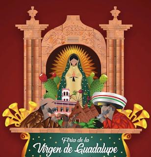feria de la virgen guadalupe zacatecas 2020