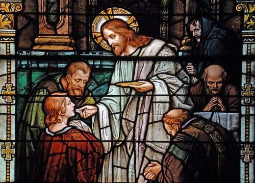 Bukti kehadiran Yesus dalam Ekaristi