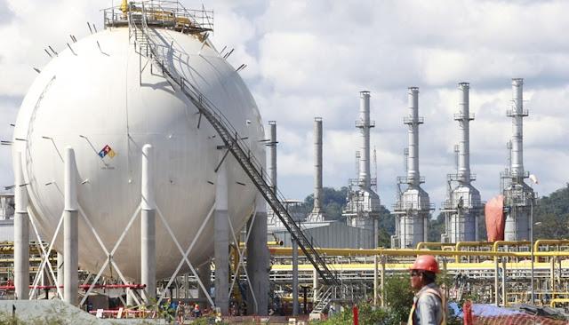 Impacto del gas de Camisea en Perú