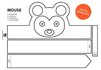 descarga corona máscara de ratón