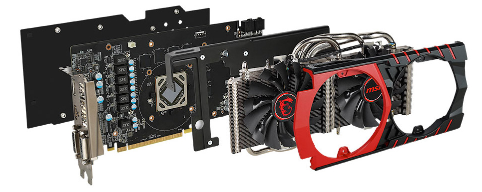 MSI Radeon R9 380 Gaming 4G 4GB DDR5 Graphic Card Review
