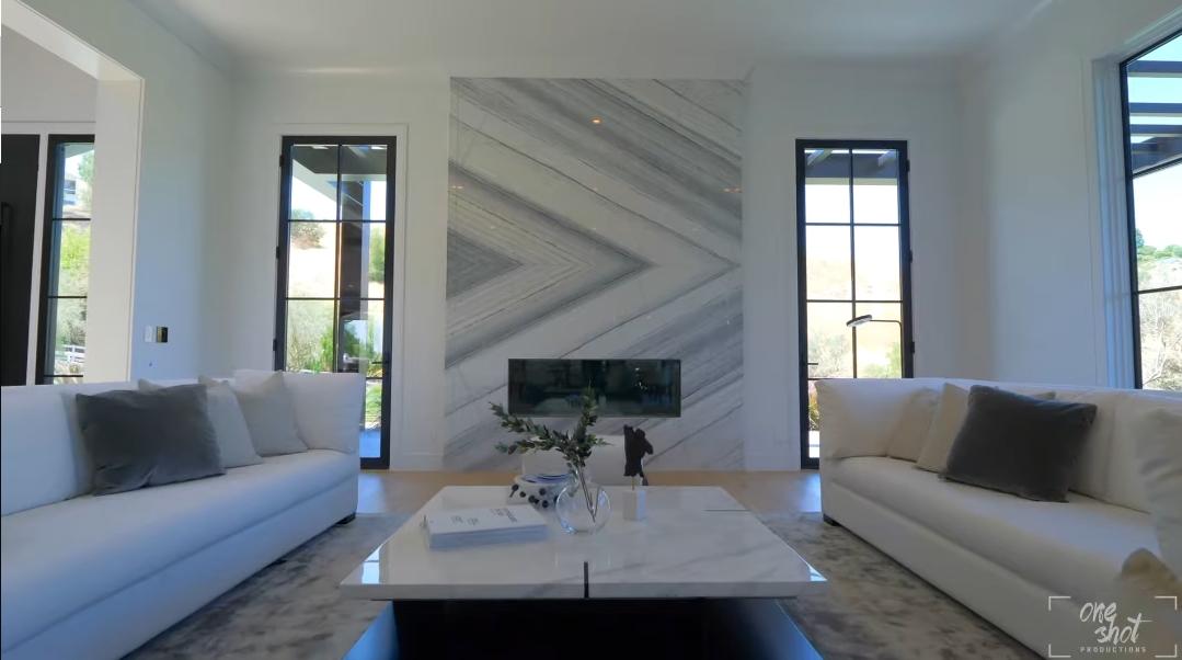 31 Interior Design Photos vs. Hidden Hills $15 Million Celebrity Luxury Mansion Tour