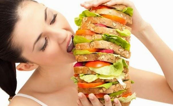 Pola Makan Yang Menyebabkan Susah Turunkan Berat Badan