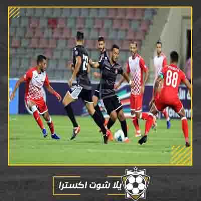 مشاهدة مباراة النجم الساحلي وشباب الأردن