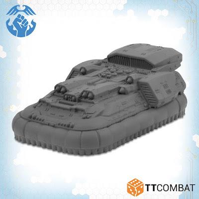 Resistance Hovercraft 1