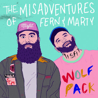 Social Club Misfits - The Misadventures Of Fern & Marty (2017) - Album Download, Itunes Cover, Official Cover, Album CD Cover Art, Tracklist