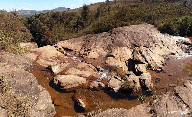 Cachoeira do Falcão, Ouro Preto