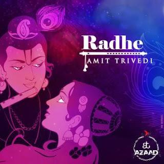 Radhe (From Songs Of Faith) - Amit Trivedi
