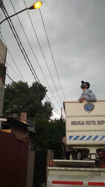 Respon Cepat Pelayanan Dishub Diapresiasi Anggota DPRD Depok