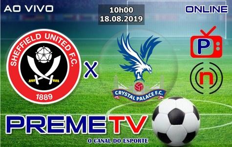 Sheffield United x Crystal Palace
