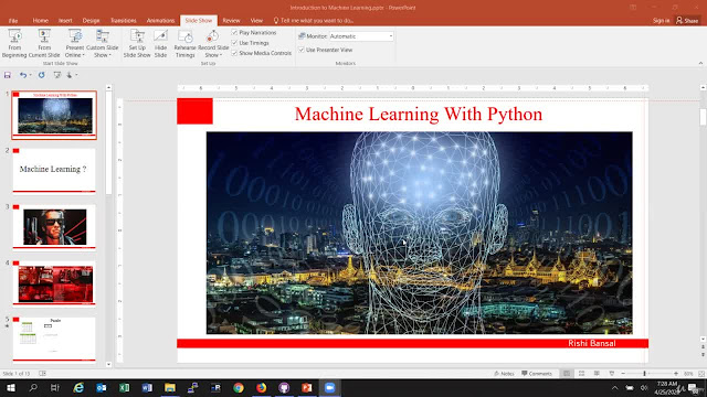 All-in-One: Machine Learning, DL, NLP [Hindi][Python]
