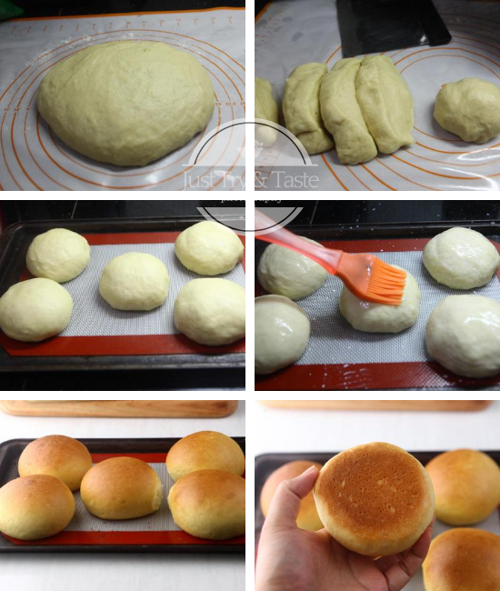 Resep Korean Garlic Cheese Bread JTT