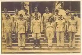Azad hind fouz netaji subhas chandra bose image