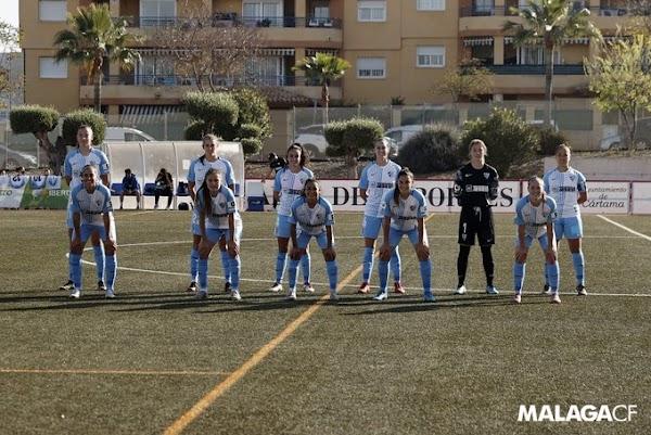 El Málaga Femenino tiene una cita importante mañana sábado ante el Valencia Femenino B