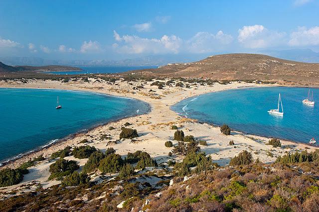Η μαγευτική παραλία του Σίμου στην Ελαφόνησο (βίντεο drone)