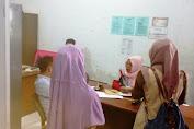 Pasca Pelantikan Pejabat, Pegawai Sibuk Benahi Ruangan
