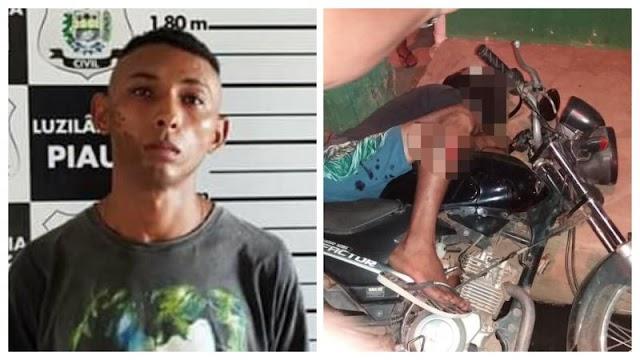 Ex-presidiário é baleado e criança  fica ferida em tentativa de homicídio na cidade de Luzilândia