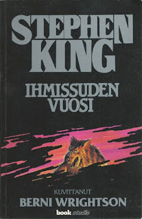 Ihmissuden vuosi - Stephen King