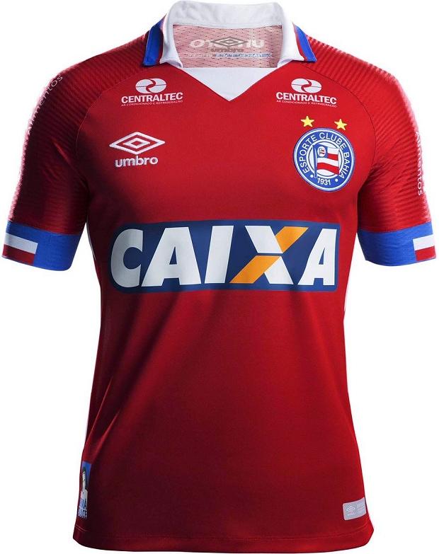 Umbro divulga a nova terceira camisa do Bahia - Show de Camisas a6811d2da0512