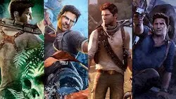 7. لعبة Uncharted 4