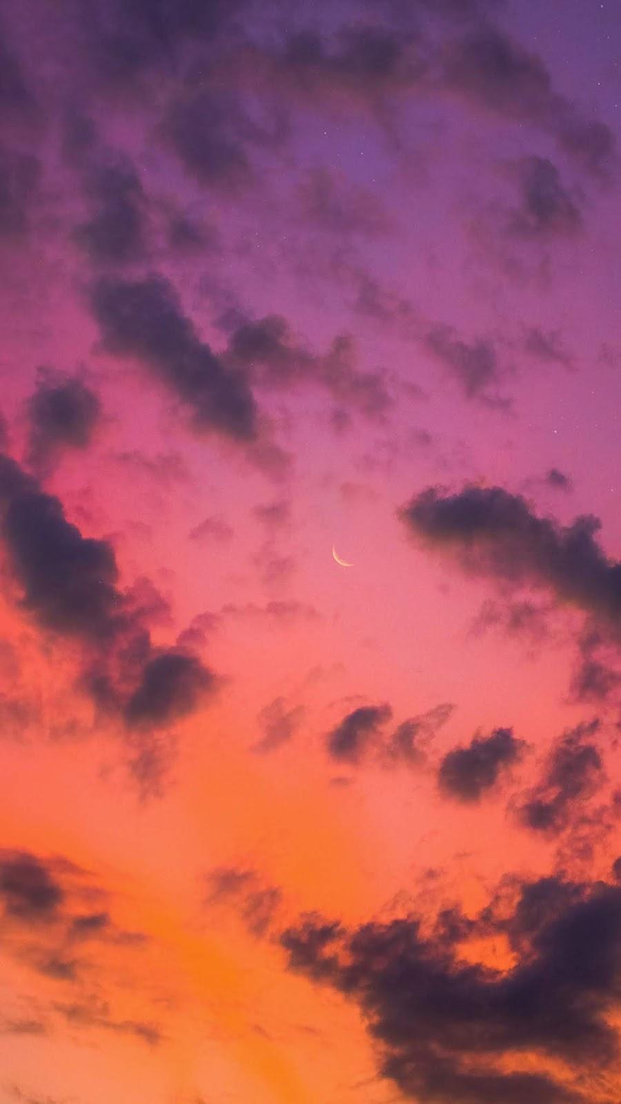 Stunning night sky