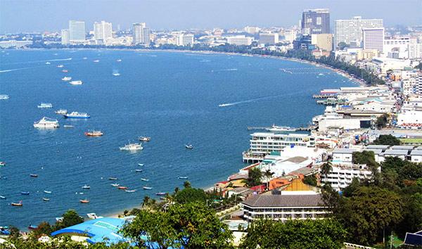 Đồi Pattaya Hill Thái Lan