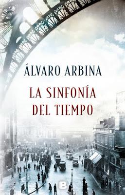 La sinfonía del tiempo - Álvaro Arbina (2018)