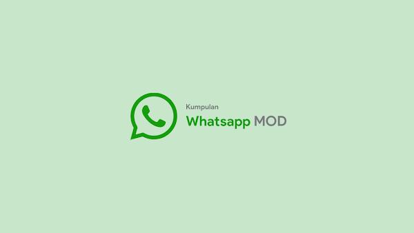 Whatsapp mod terbaik 2021