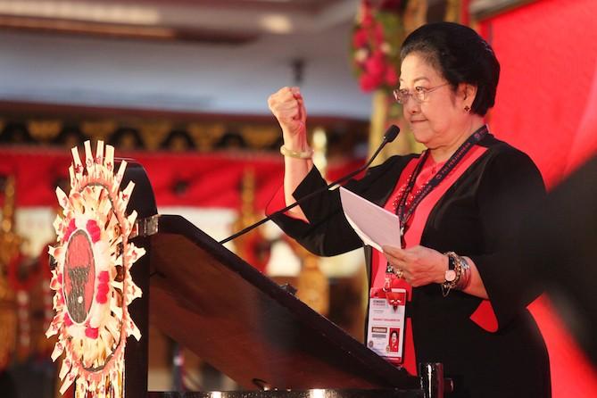 Megawati Ingatkan Seluruh Anak Buahnya: Kalian Tidak Boleh Lupa dengan Rakyat!